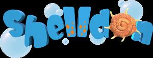 Logo Shelldon 3D Blue